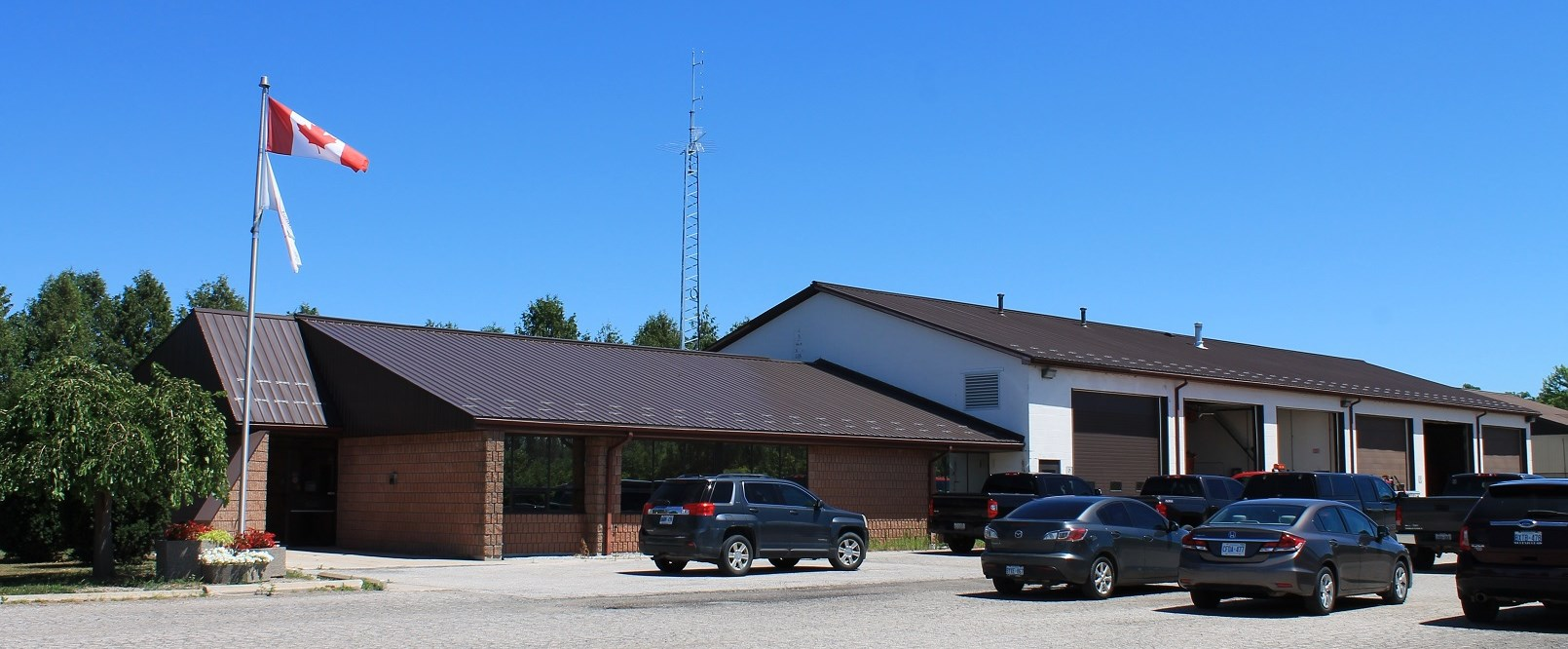 Warwick Township Office